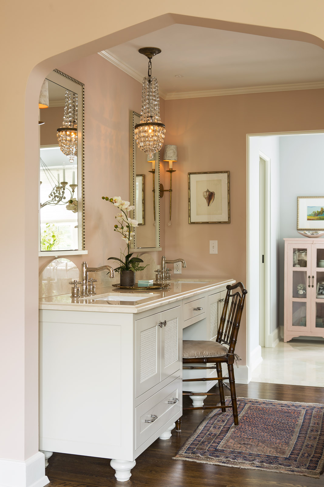 Serene Space Renae Keller Interior Design Inc