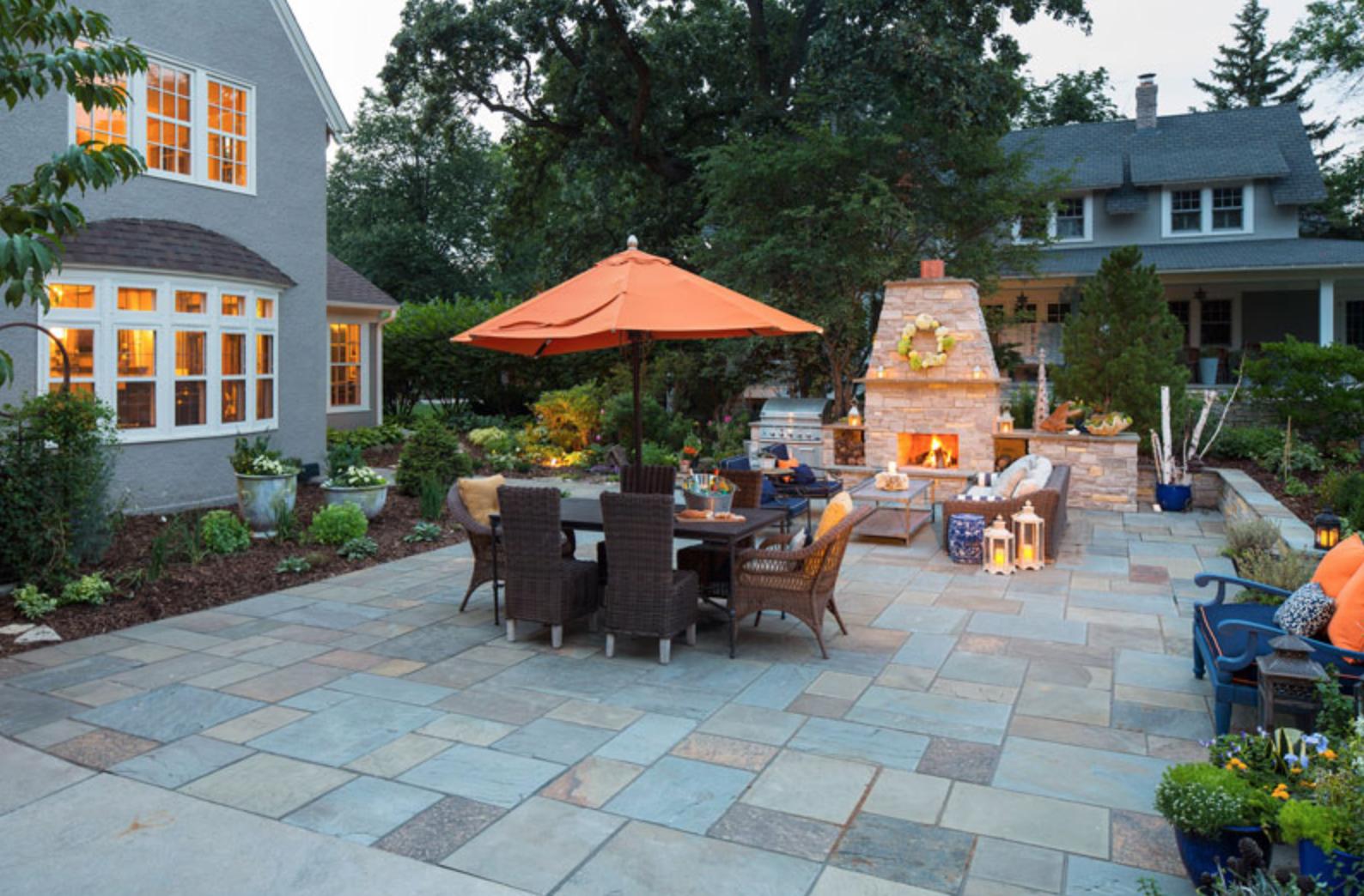 Outdoor Patio Furniture Interior Design Minnesota