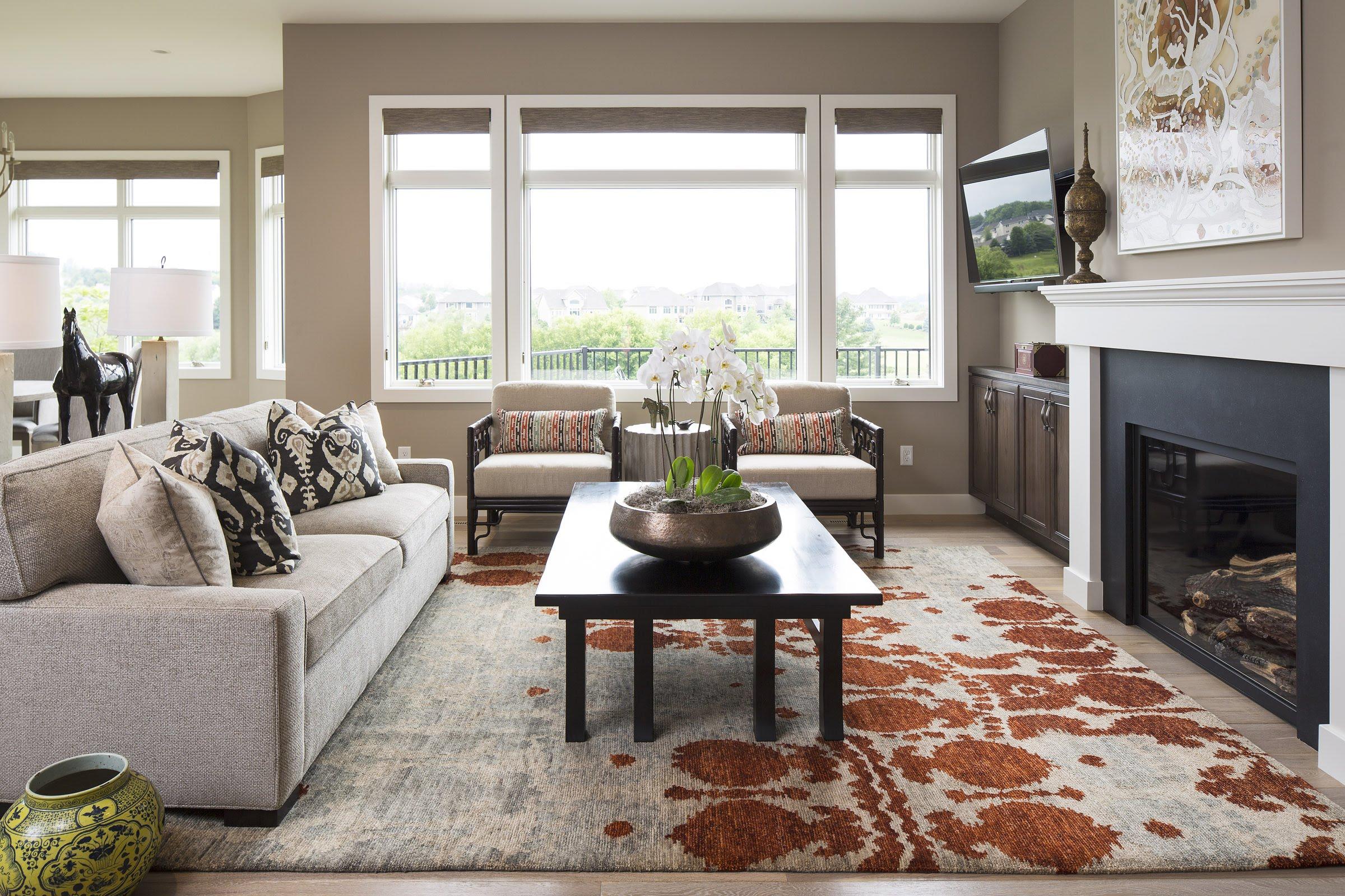 Renae Keller Interior Design Living Room