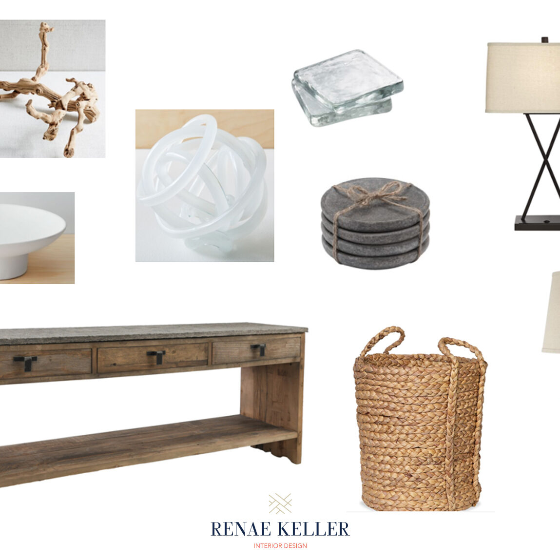 Renae Keller Interior Design Accessories